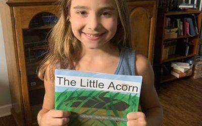 Leia Armbrust's The Little Acorn Gets Press
